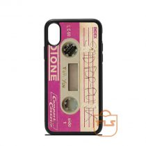 Sad Pop Punk Cassette iPhone Case