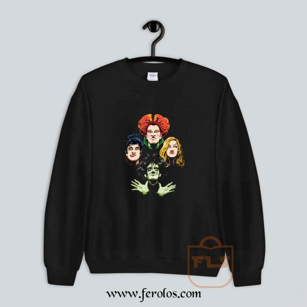 Sanderson Rhapsody Hocus Pocus Sweatshirt