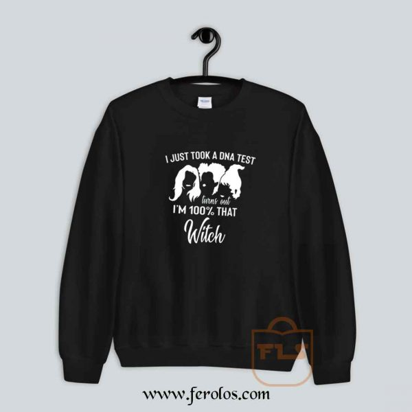 Sanderson Sisters Hocus Pocus Sweatshirt