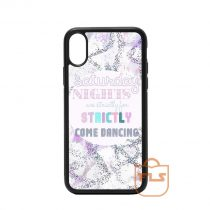 Saturday Nights Strictly Come Dancing iPhone Case