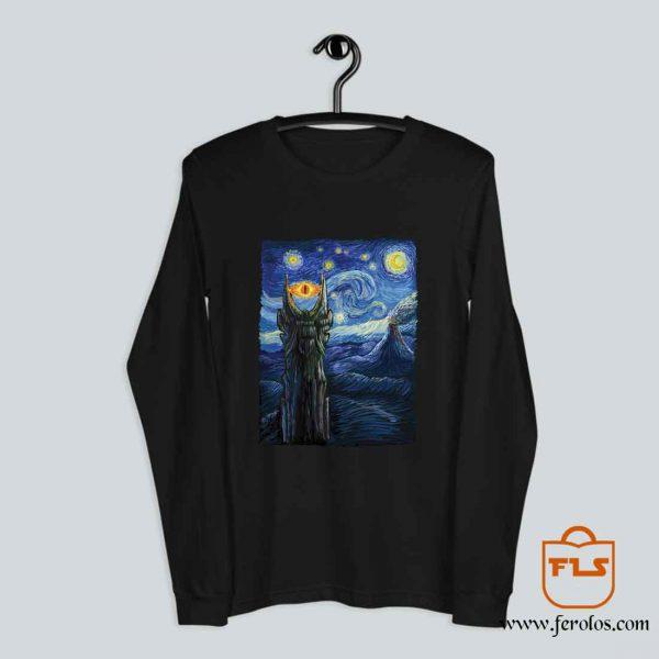 Sauron Van Gogh Long Sleeve