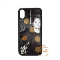 Sebastian Stan Autograph iPhone Case
