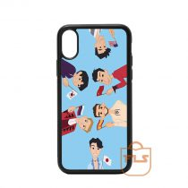 Skate Guys iPhone Case