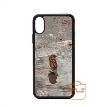 Sparrow Icy Puddle iPhone Case