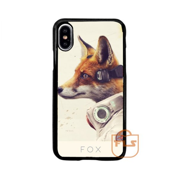 Star Team Fox iPhone Case