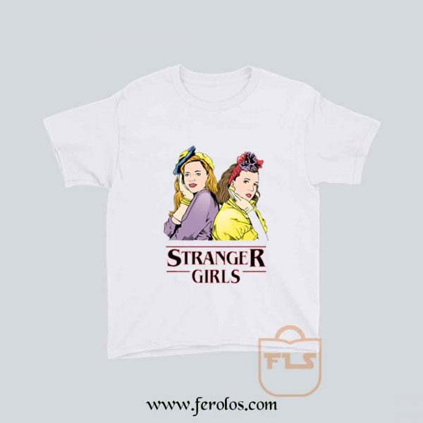 Stranger Girls Youth T Shirt