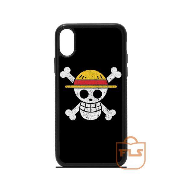 Straw Hat Pirates One Piece iPhone Case