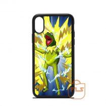 Super Saiyan Kermit iPhone Case