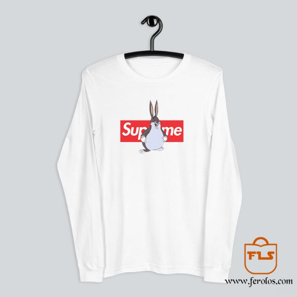 Supreme Big Chungus Long Sleeve