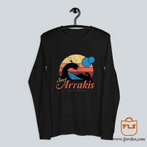 Surf Arrakis House Atreides Long Sleeve