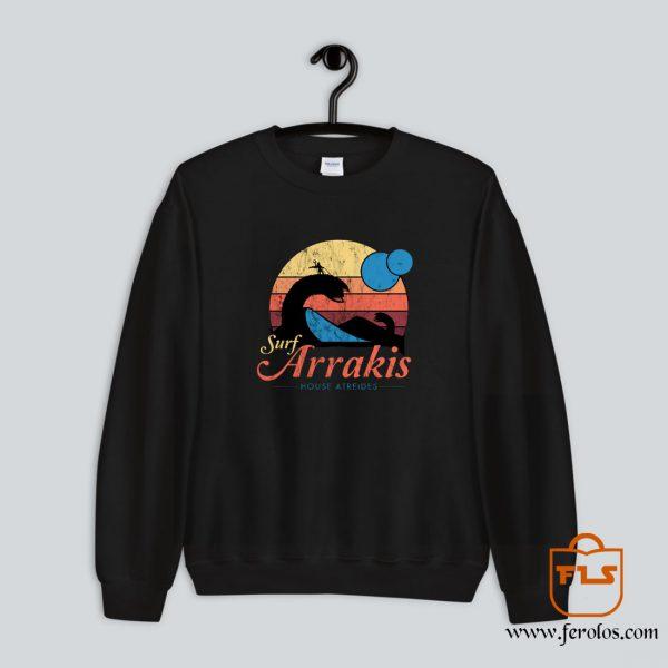 Surf Arrakis House Atreides Sweatshirt