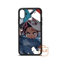 Tanjiro Cry Demon Slayer iPhone Case