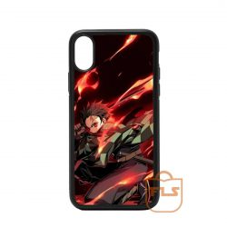 Tanjiro Demon Slayer iPhone Case