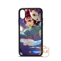 Tanjiro Kamado Demo Slayer iPhone Case