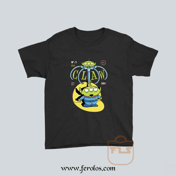 The Claw Youth T Shirt