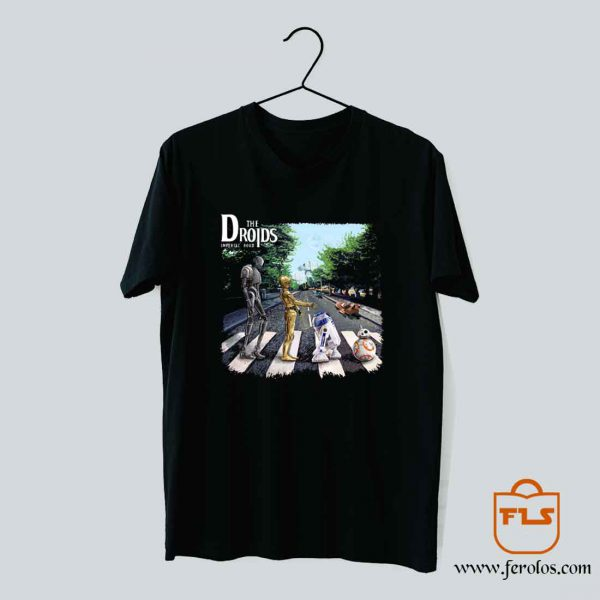 The Droids Imperial Abbey Road T Shirt