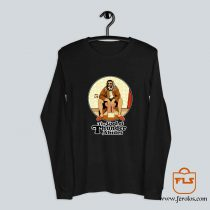 The God of Thunder Abides Long Sleeve