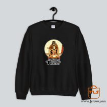 The God of Thunder Abides Sweatshirt