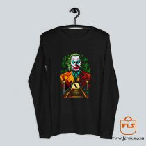 The Joker Reborn Long Sleeve