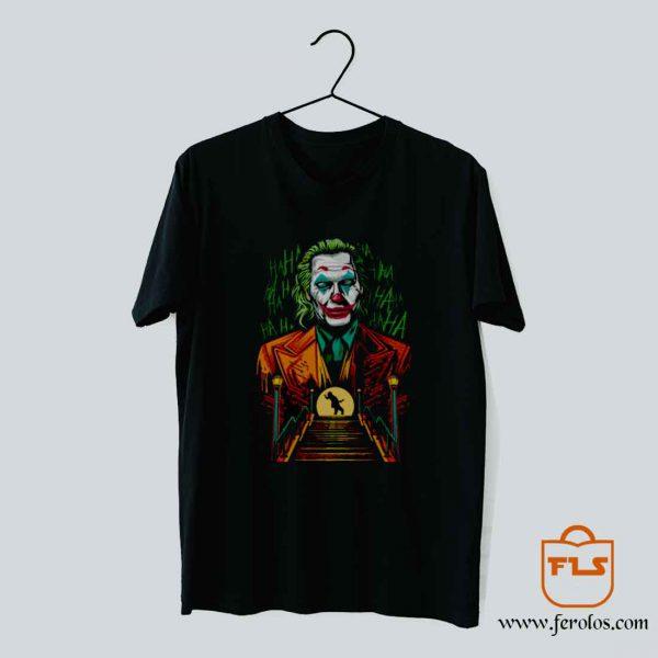 The Joker Reborn T Shirt