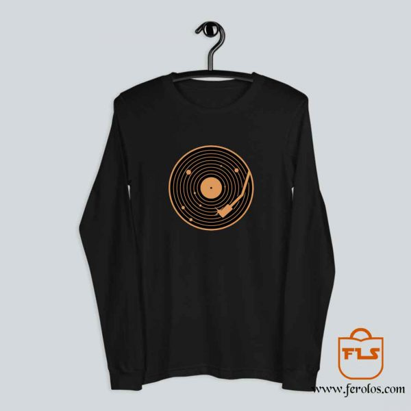 The Vinyl System Long Sleeve
