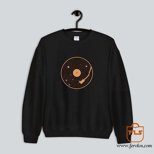 The Vinyl System Sweatshirt