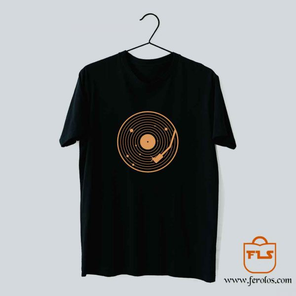 The Vinyl System T Shirt