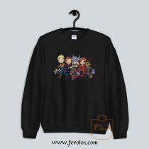 Thor Universe Female Characters Sweatshirt