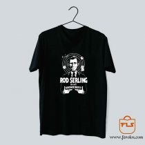 Twilight Homeboy Rod Serling T Shirt