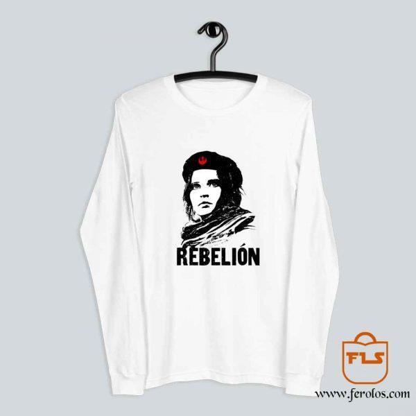 Viva la Rebelion Long Sleeve