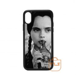Wednesday Addams iPhone Case