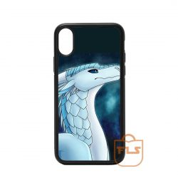 Winter Galaxy iPhone Case
