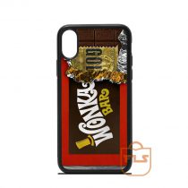 Wonka Chocolate Bar Golden ticket iPhone Case