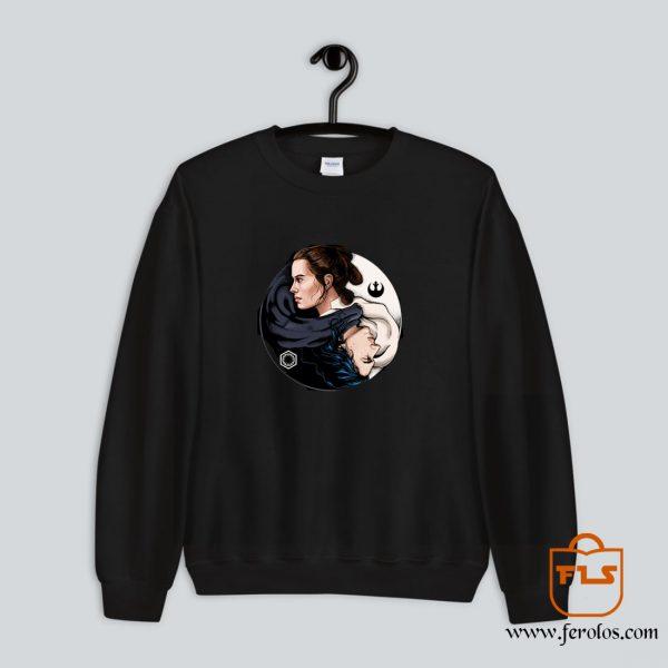 Yin Yang Jedi Sweatshirt