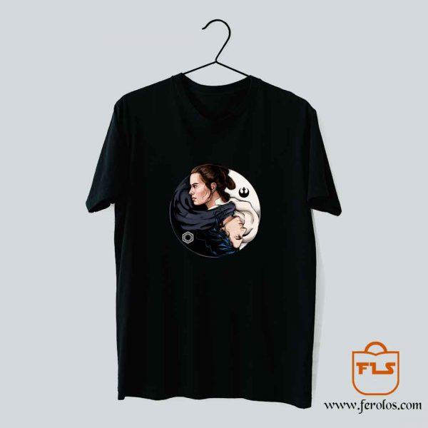 Yin Yang Jedi T Shirt
