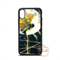 Zenitsu Demon slayer iPhone Case