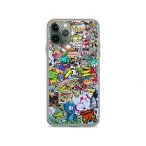 90s Sticker iPhone 11 Case