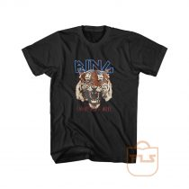 Anine Bing Tiger Muse T shirt