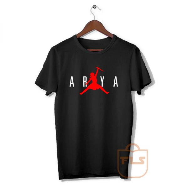Arya Stark Air Jordan T Shirt