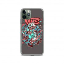 Astronaut Vans of The Wall iPhone 11 Case