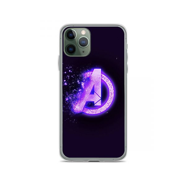 Avengers End Game Logo iPhone 11 Case