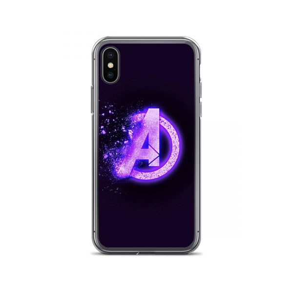 Avengers End Game Logo iPhone Case