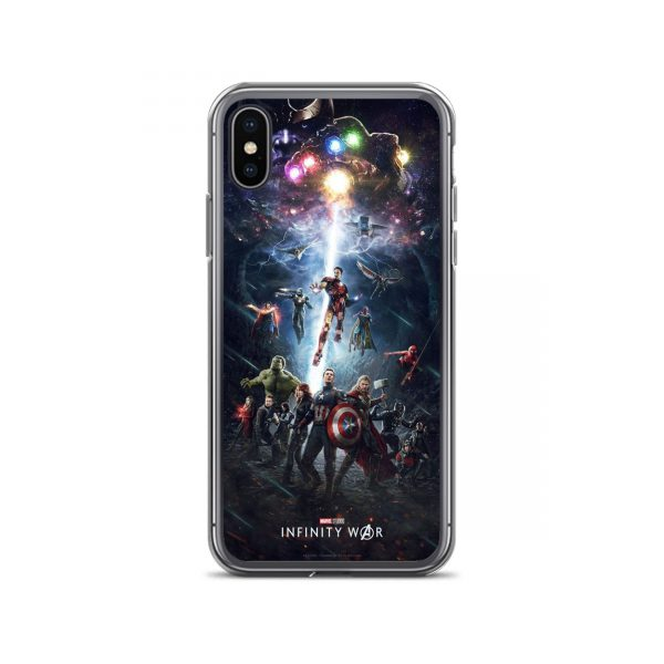 Avengers Infinity War iPhone Case