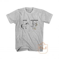 Doctor and Acupuncturist Graphic Tees
