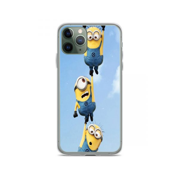 Funny Minions iPhone 11 Case