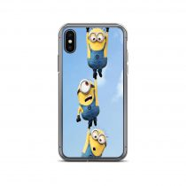 Funny Minions iPhone Case