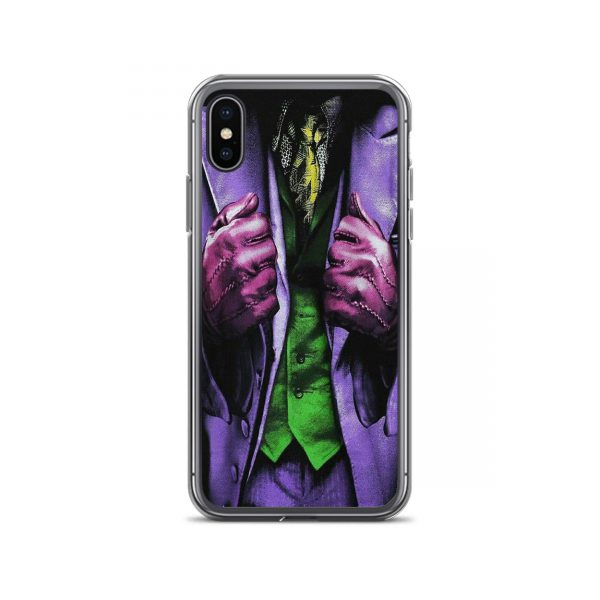 High Class Joker iPhone Case