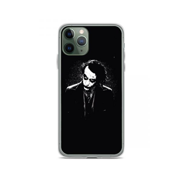 Joker Black White Art iPhone 11 Case