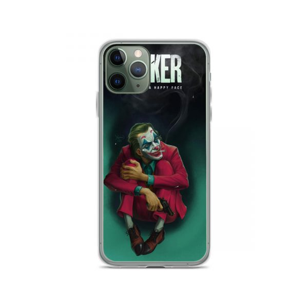 Joker Put On A Happy Face iPhone 11 Case