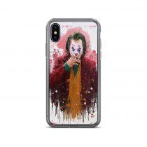 Joker Smoking iPhone Case
